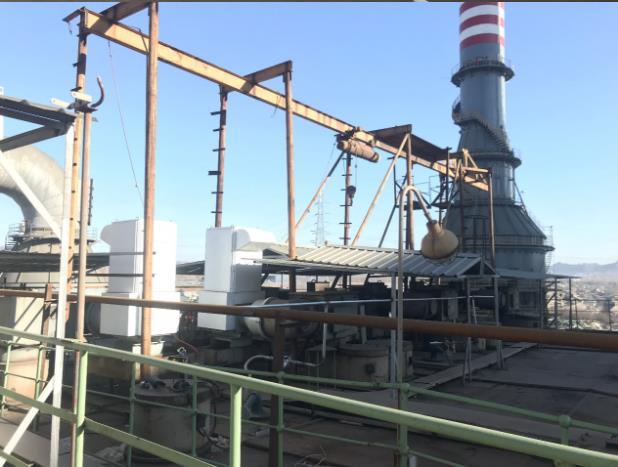 唐山市港陆钢铁干电电源改造项目