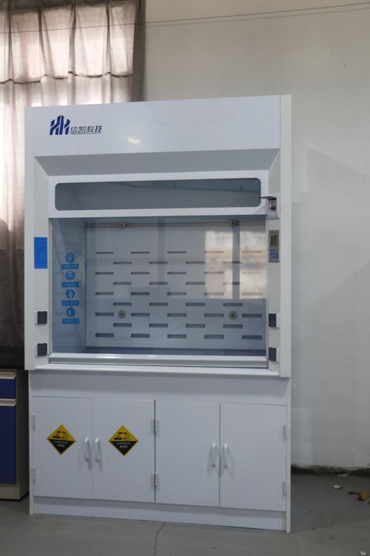 实验室通风柜的安装要严谨细致,避免使用过程中造成人员中毒