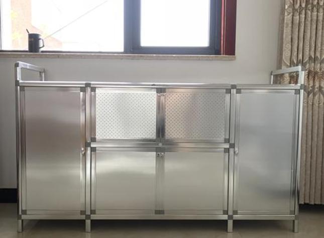 不锈钢储物柜-|-HYCJ
