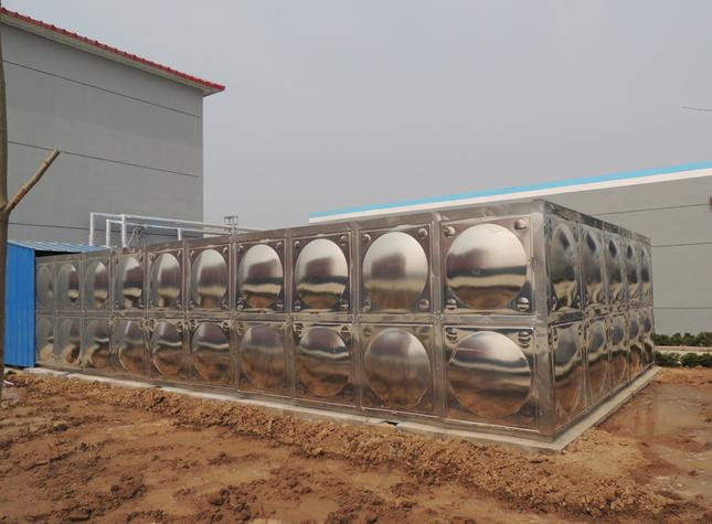 不锈钢水箱-|-DLCJ