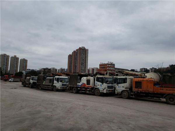 重庆混凝土机械租赁