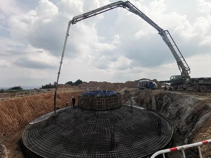 黔江风电项目
