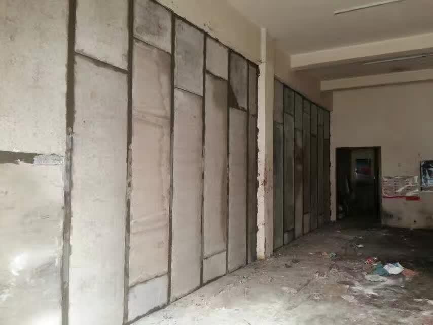 小区房子建设使用轻质隔墙板