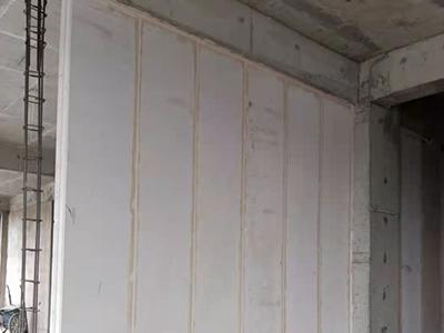 ALC隔墙板材