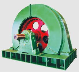 西玛电机TDMK系列大型高压三相同步电机