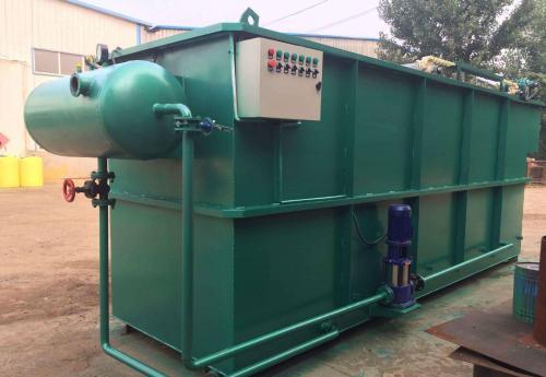 工业一体化污水处理设备的维护保养方法