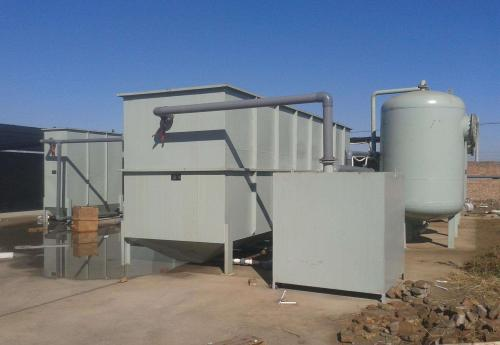 工业污水处理设备出现问题该怎样解决