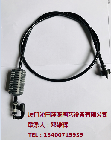 果园喷灌技术使用吊喷头压力补偿恒压微喷头PE管厂家生产提供解决方案