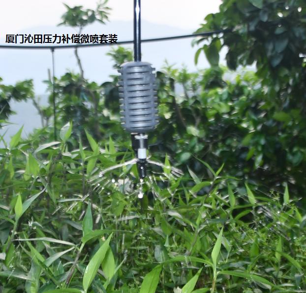 福建果园喷灌方案喷灌管头有哪些值得我们借鉴与学习推广的