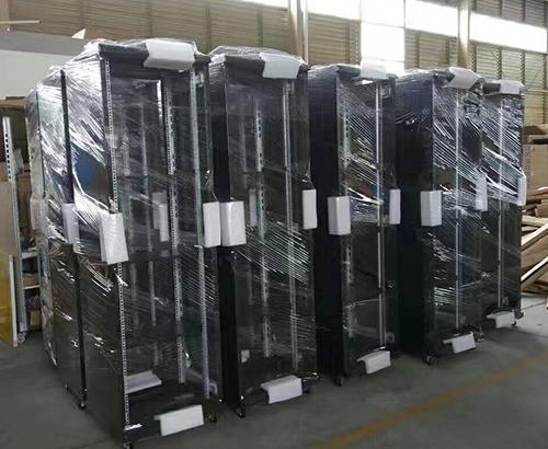 重慶機柜批發案例