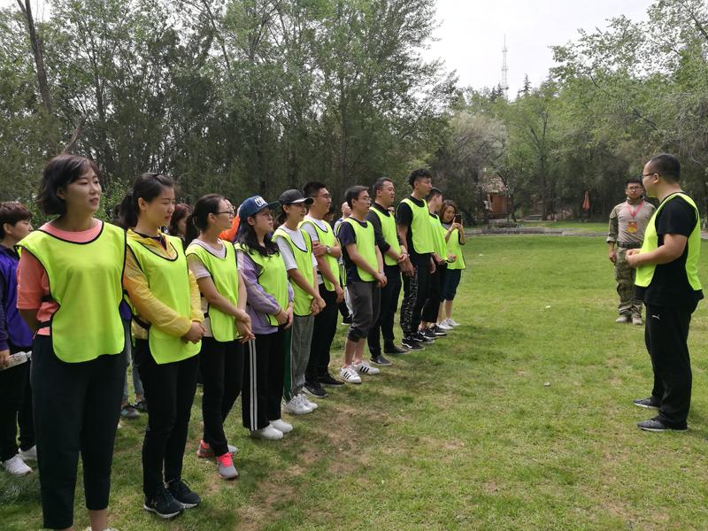 戶外團隊漢諾塔游戲拓展訓練項目