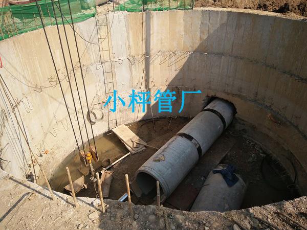 津市污水处理厂配套管网工程