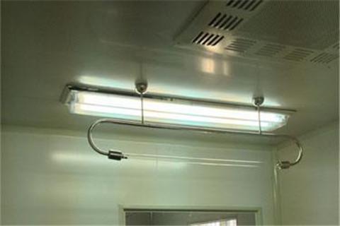 重庆洁净室紫外线杀菌灯