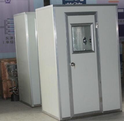 风淋室对食品厂净化车间的作用