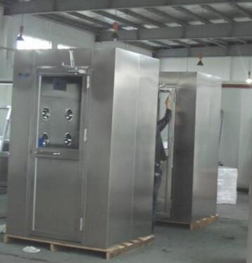 风淋室要初效过滤器和高效过滤器的原因