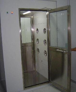 无尘室和无菌室都需要安装风淋室