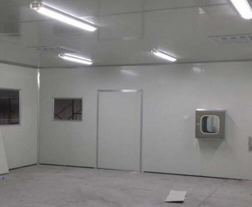 十万级净化车间无尘室洁净车间改造应注意哪些问题