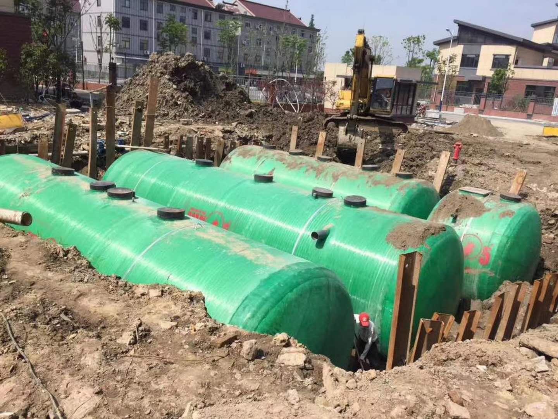 西安鄠邑区农村生活污水治理项目2#站