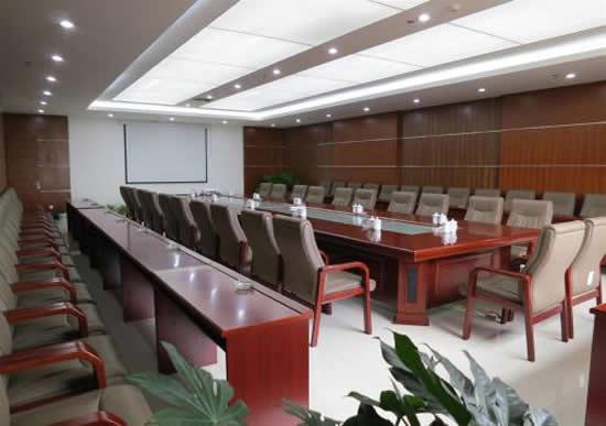 陕西中研所(东泰制药)会议室