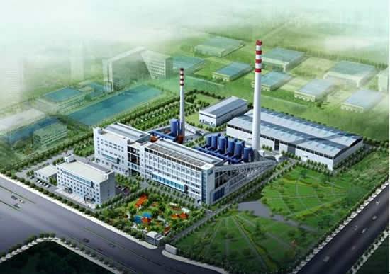 西安高新区热力公司