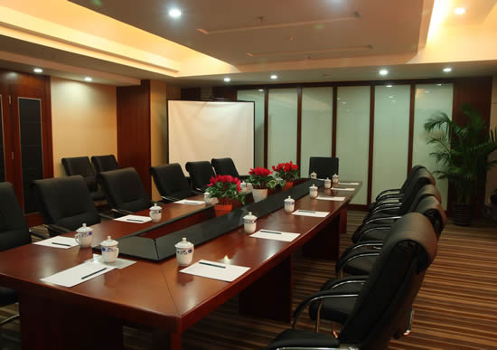 西北一棉纺织股份有限公司会议室