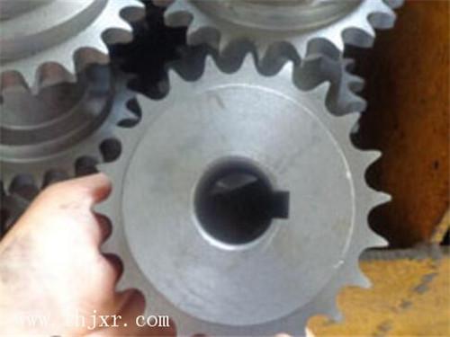 精细弹花机齿轮的磨损形式