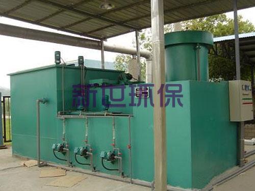 昆明电絮凝氧化污水处理设备