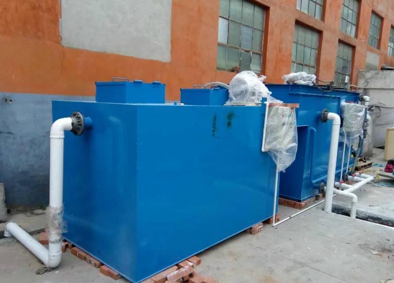 污水处理成套设备有哪些构成的
