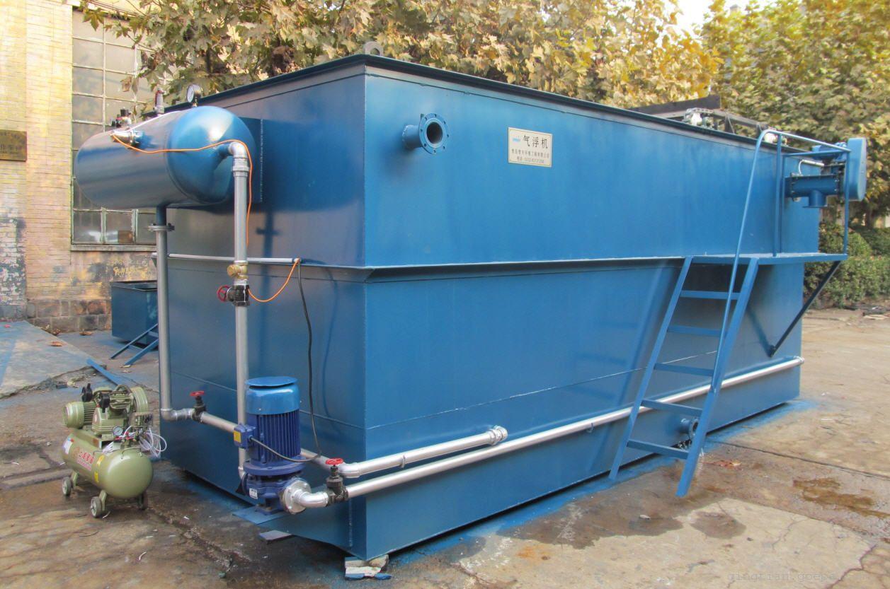 莊河/海城為什么說污水處理成套設備更適合處理洗沙廠污泥廢水?