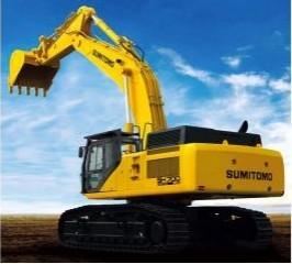 小松915D挖机启动后不做任何动作时发动机工作正常