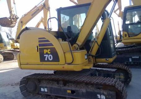 小松挖机难启动维修公司