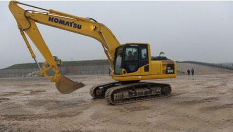 小松PC200LC-8挖掘机快速维修