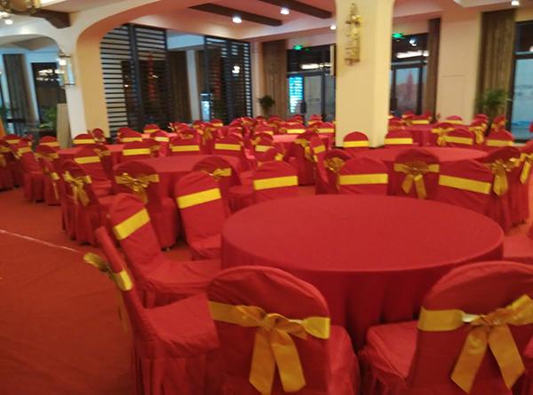 婚禮桌椅租賃