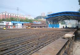 中建五局地铁项目
