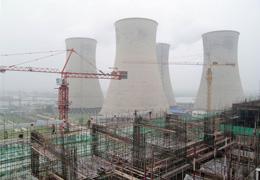 华能安源电厂项目
