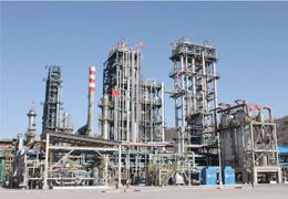 迪拜石油工程项目