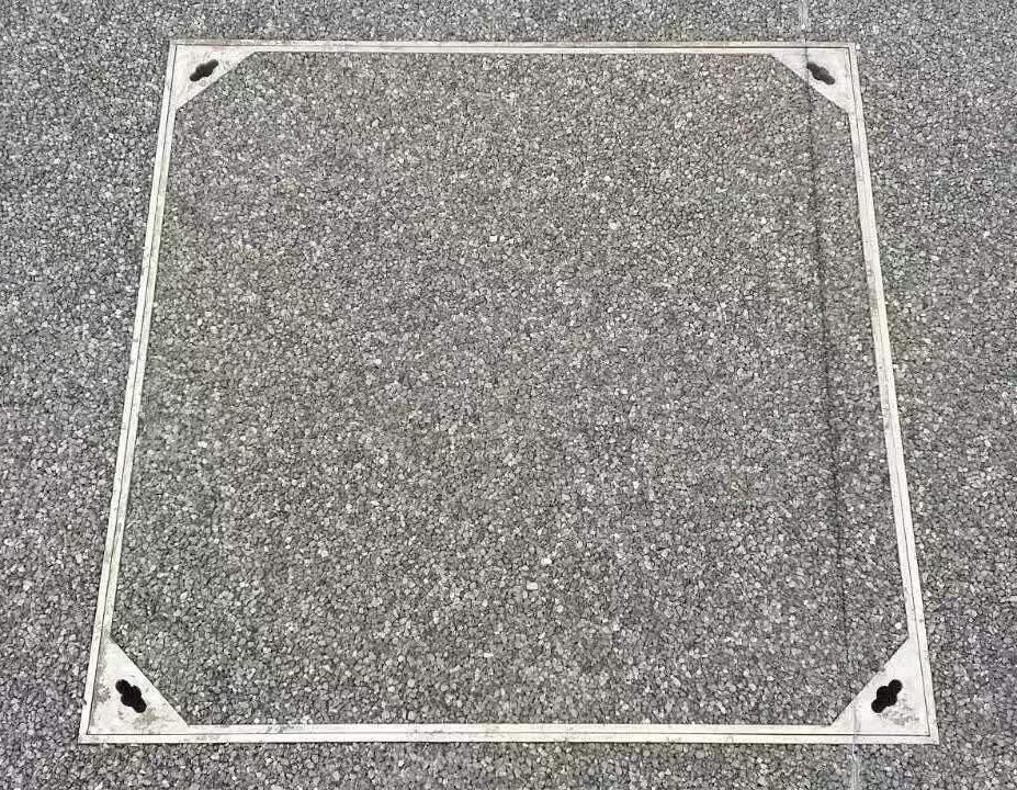 襄陽球墨鑄鐵井蓋之圓形比方形井蓋的優勢