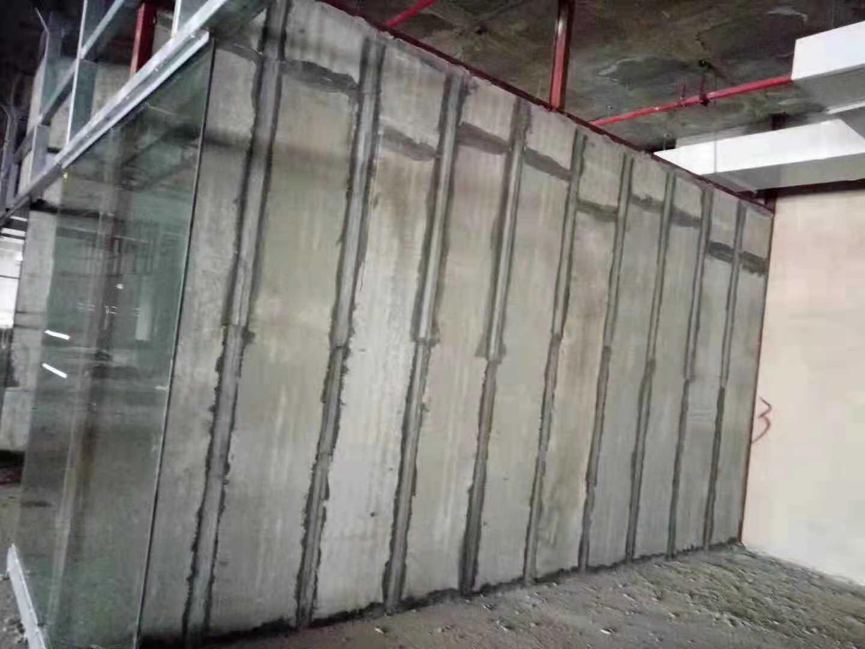 湖南新型轻质隔墙板安装