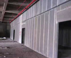 钢结构建筑怎么选择合适的轻质隔墙板?
