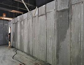 隔墙板施工安装