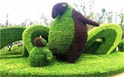 四川仿真绿雕公司