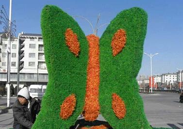 四川室外仿真绿雕公司