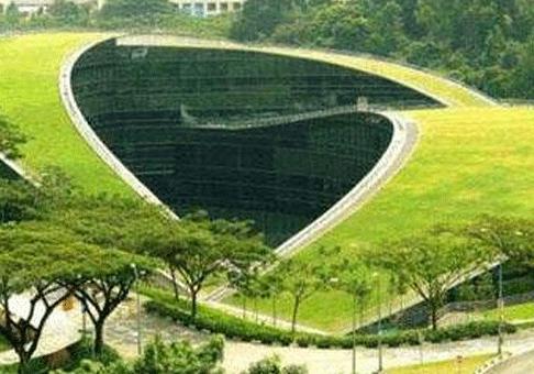 成都屋顶绿化设计