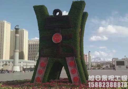 室外生态绿雕
