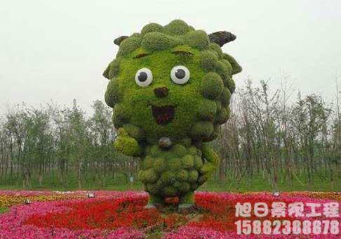 四川室外仿真绿雕