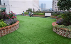 成都屋顶绿化公司带你看屋顶绿化种植之屋面构造9大层次