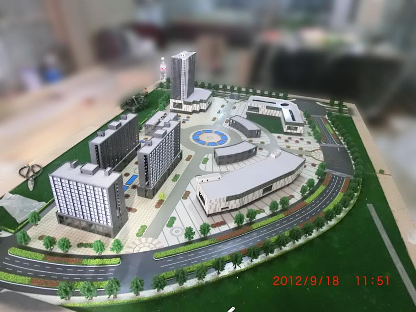 乌鲁木齐厂区沙盘规划你心目中的商业帝国