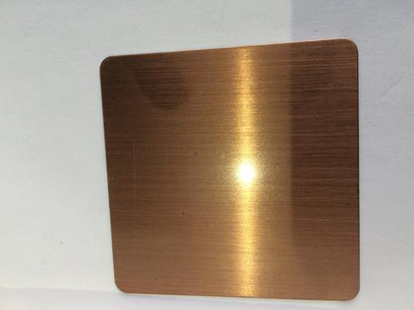 福州彩色不锈钢板
