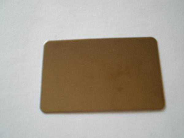 漳州仿铜不锈钢板材