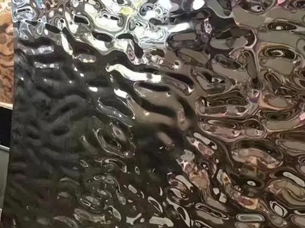 南平圆形水波纹板